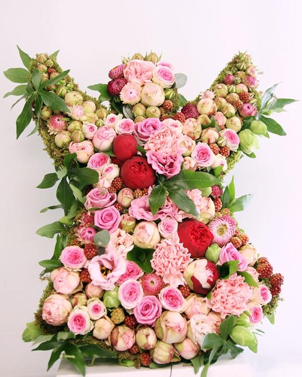 Composition florale obsèques enfants_Ange_Bouvard Fleurs