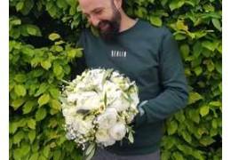 Quelles fleurs à offrir pour un homme ?