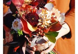 Mariage en automne : comment choisir ses fleurs et sa décoration ?